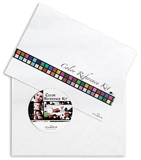 Scuadra Color Reference Kit