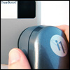 Mesurées au spectrophotomètre